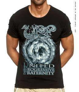UPF - T-SHIRT - TOUR 2014 M-black 02