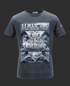U.N.I.T.dB T-Shirt-02 by Ed Unitsky